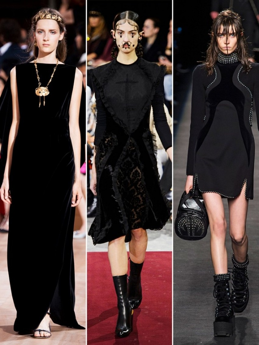 Valentino, Givenchy, Alexander Wang