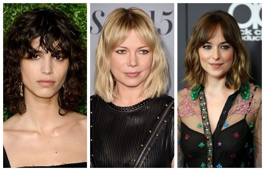 Mica Arganaraz, Michelle Williams, Dakota Johnson
