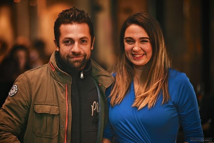Frano Domitrović i Zelda Bećirević
