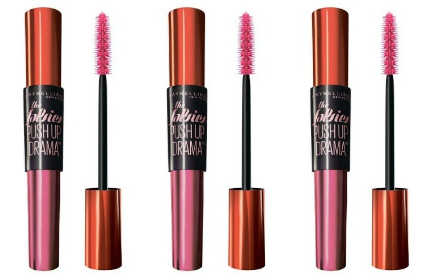 Maybelline Volum' Express The Falsies Push Up Drama Mascara