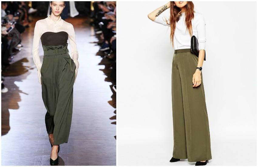 Na ASOS-u smo pronašli najbolje široke hlače!