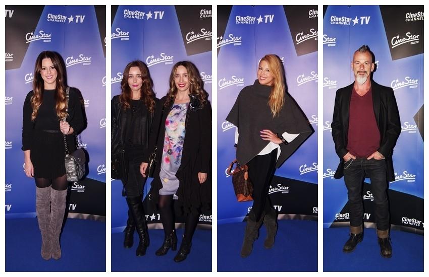 Andrea Andrassy, Martina Čičko Karapetrić i Morana Saračević, Tina Katanić, Tomo in der Mühlen