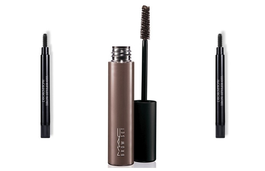 Dior Diorshow Brow Gel / MAC Brow Set