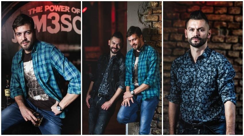 Amar Bukvić i Ivan Dečak priključili su se Movembaru!