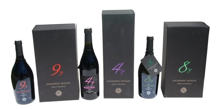 Vinarija Madirazza ima nova vina nadahnuta hrvatskim vjetrovima - dingač pošip