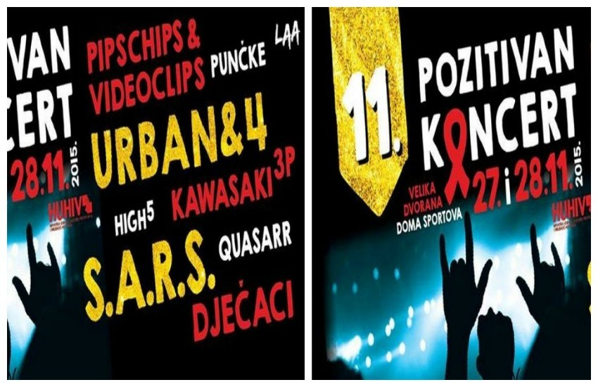 11. Pozitivan koncert u Domu sportova!