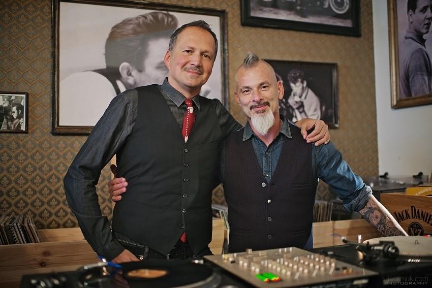 Tomo Ricov i Tomo in der Muhlen