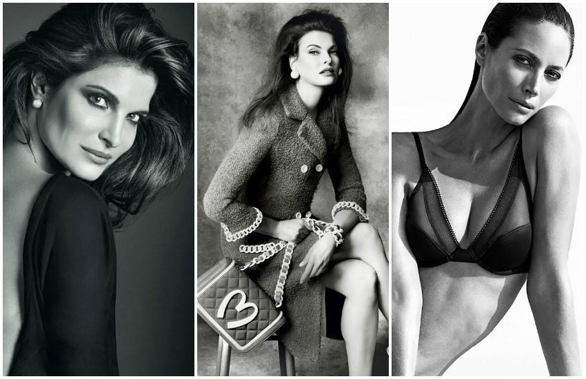 Možete li vjerovati koliko godina imaju ovi supermodeli?