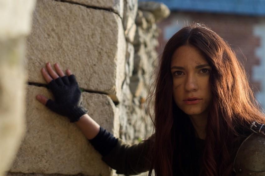 Sara Renar odlično je utjelovila Katniss!