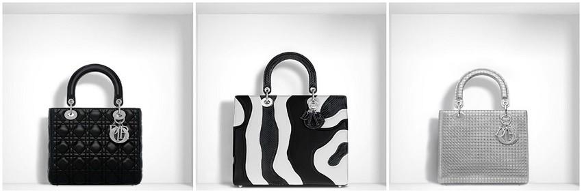 """Dior """"Lady Dior"""" Bag"""