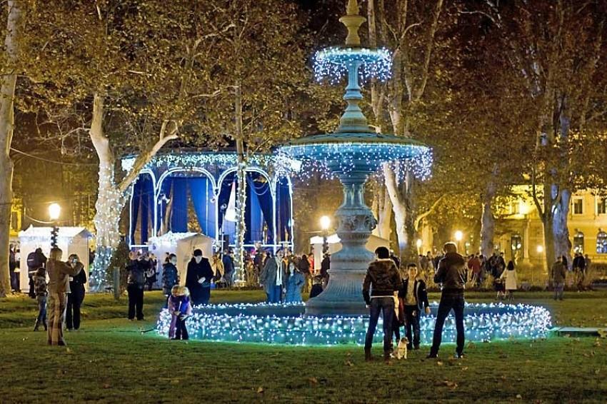 Počinje Advent u Zagrebu 28.11.2015 - 10.01.2016.