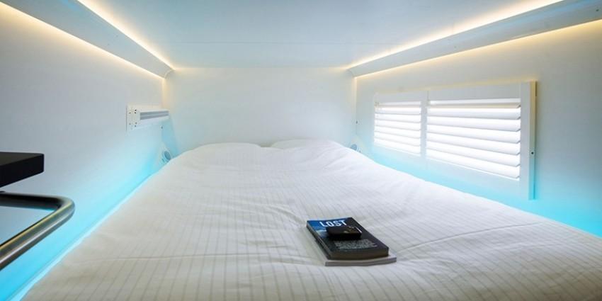 Hotel u kojem ne postoji standardna recepcija već se sve odvija putem smartphonea