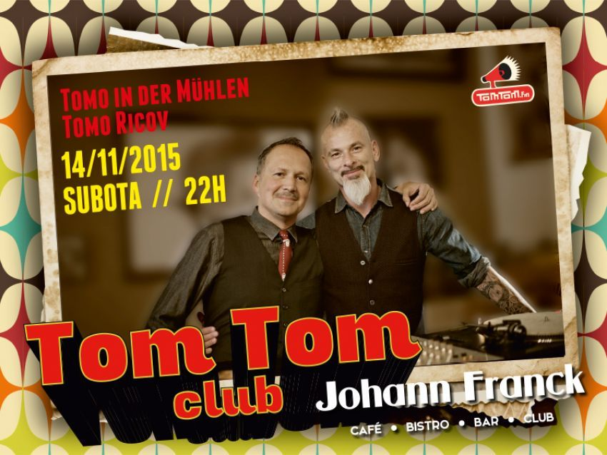 Legendarni Tom Tom Club ove subote u Johannu Francku!