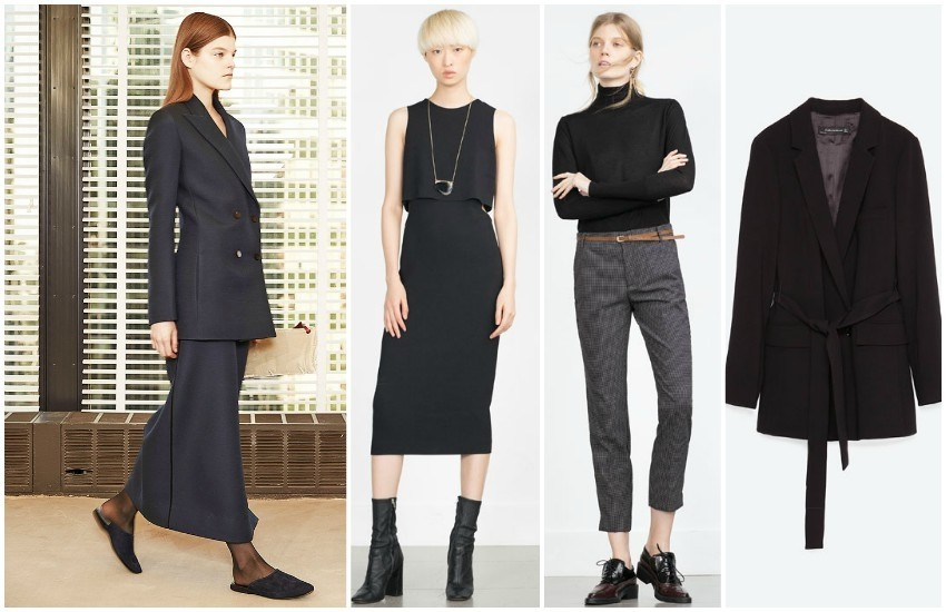 Zara nudi odlične minimalističke komade!
