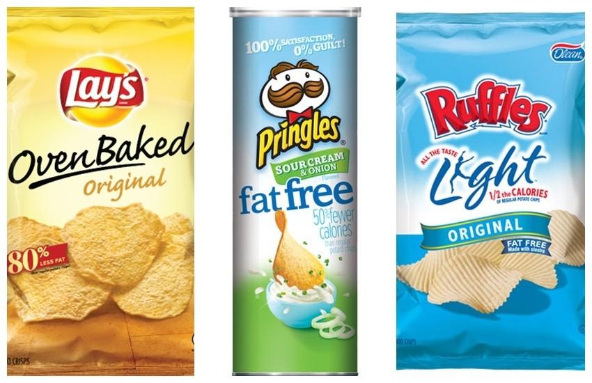 """""""Fat free"""" čips?"""