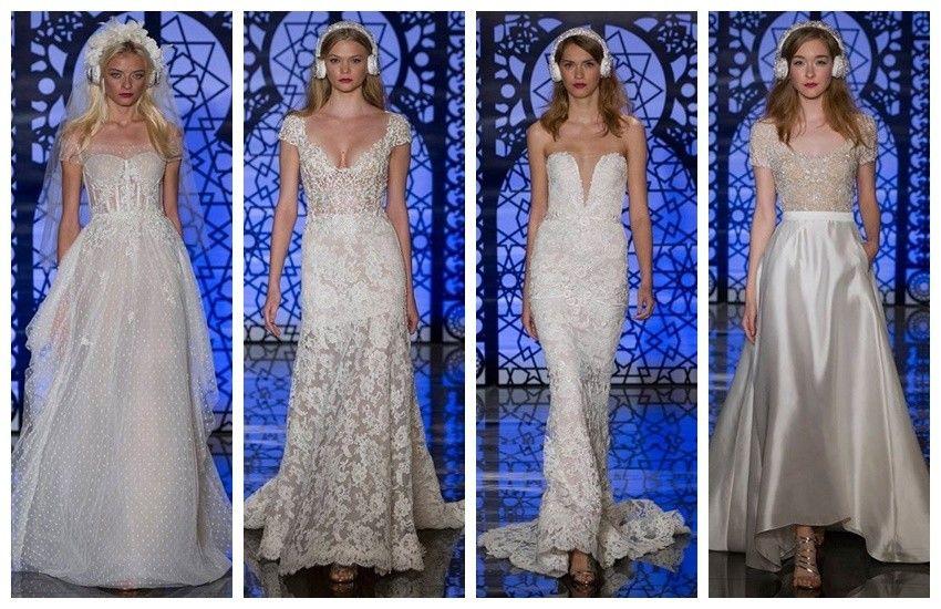Savršene Reem Acra vjenčanice za jesen 2015.