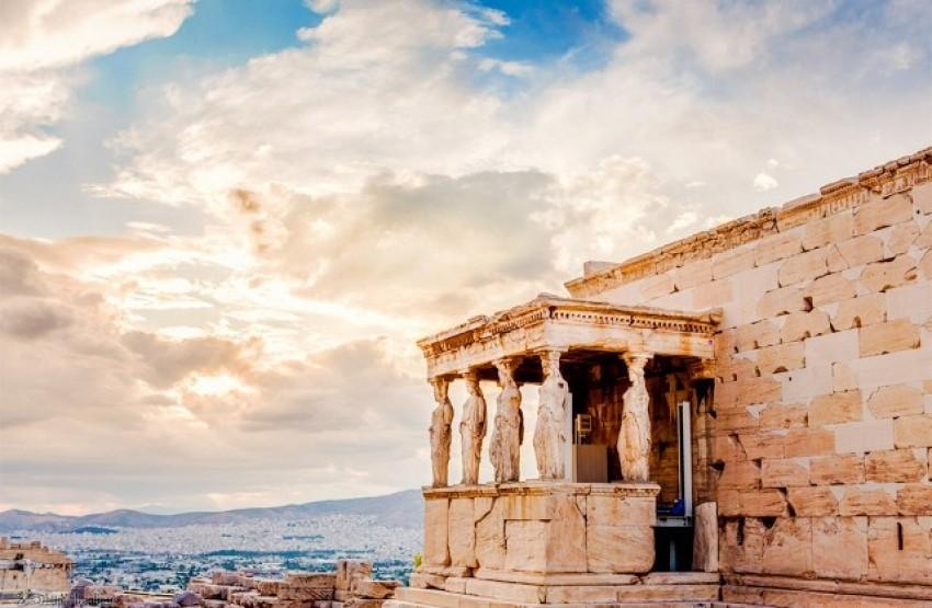 Akropolis, Atena