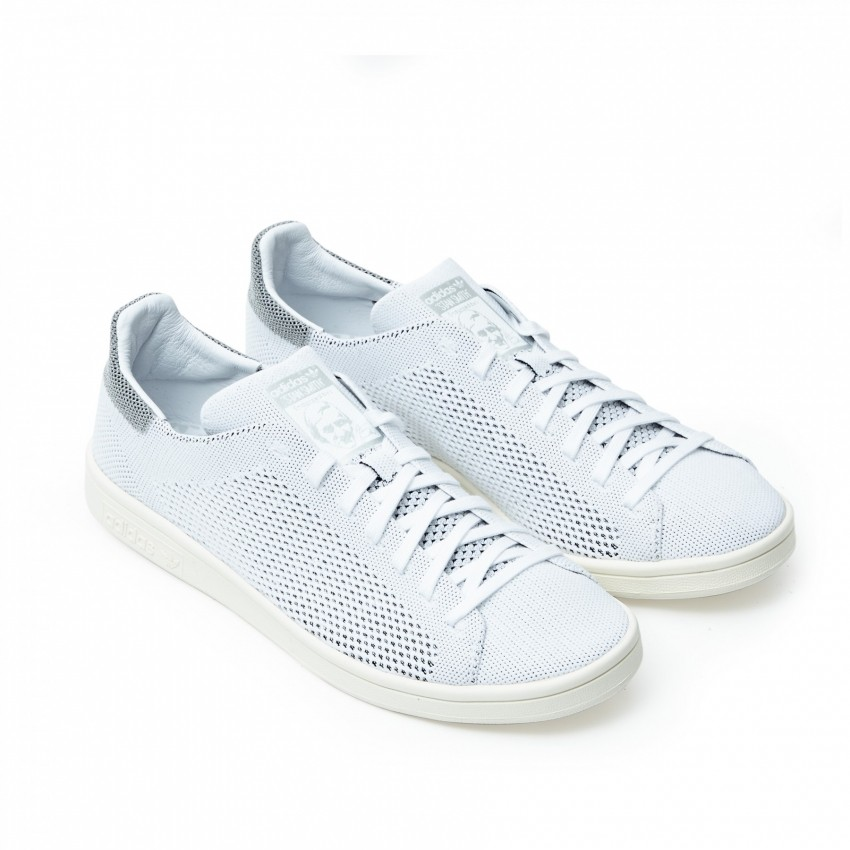 Adidas Stan Smith Primeknit Reflective (White)