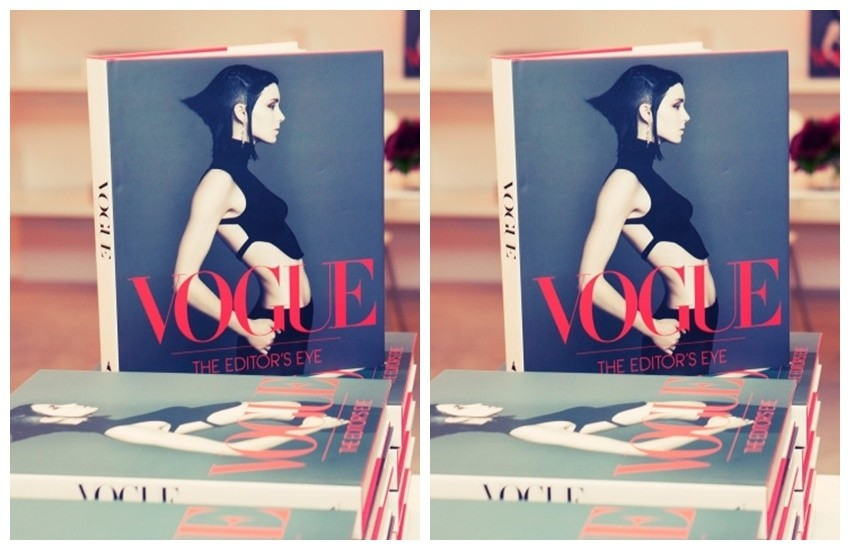"""Conde Nast Vogue: The Editor's Eye"""