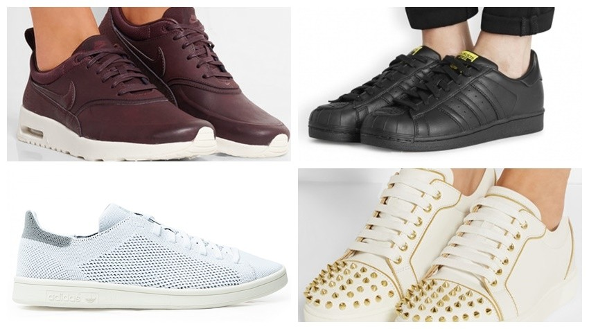Nike, Adidas ili Louboutin?