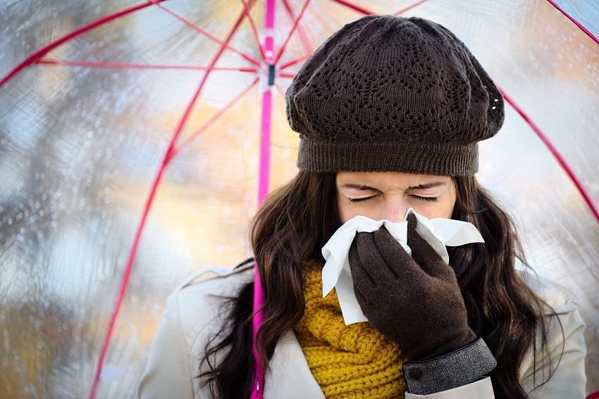 Recimo STOP prehladi!