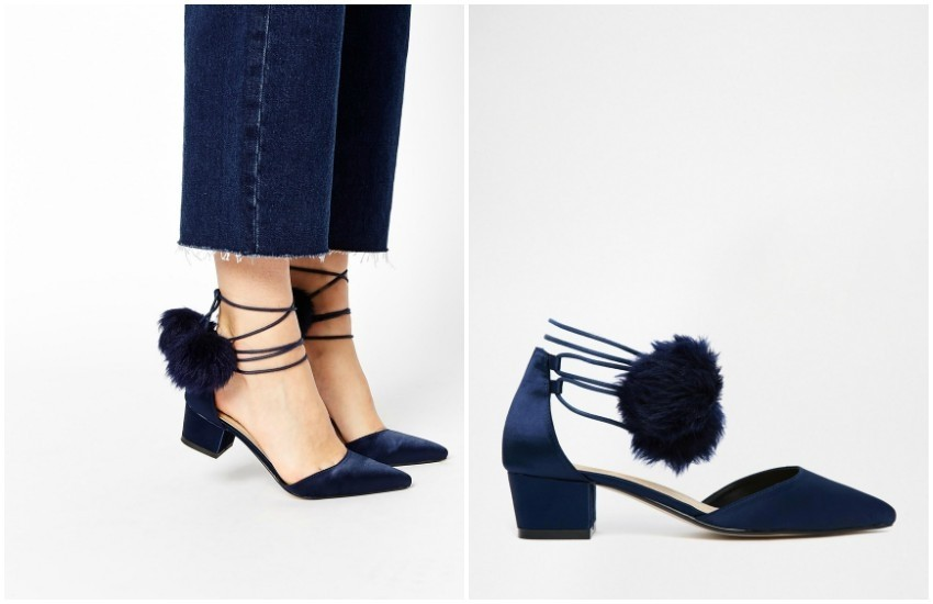 ASOS SAY YOU WILL Pointed Heels €58.82