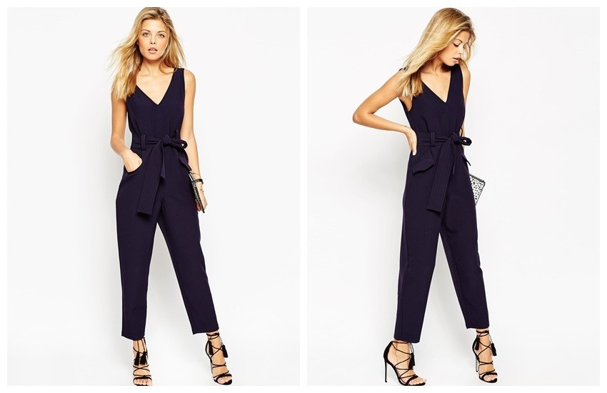 ASOS White Jumpsuit ($99)