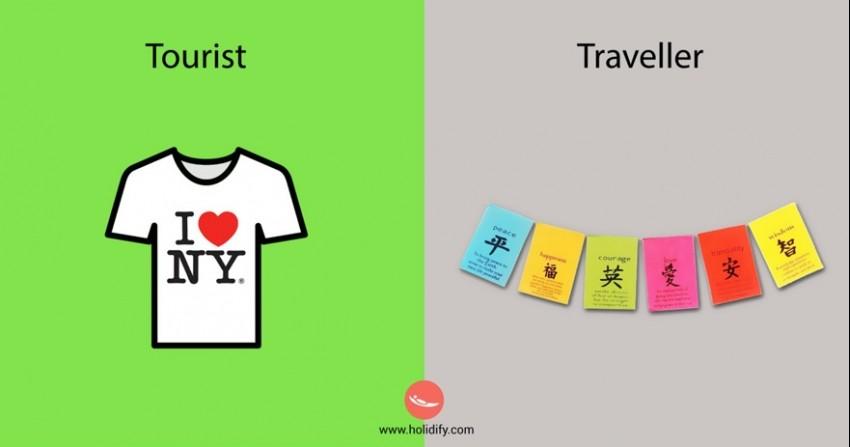 12 razloga zašto je bolje biti putnik / turist