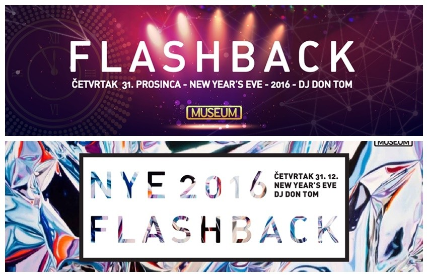 """FLASHBACK 2016"" New Years Eve @ Museum Katran"