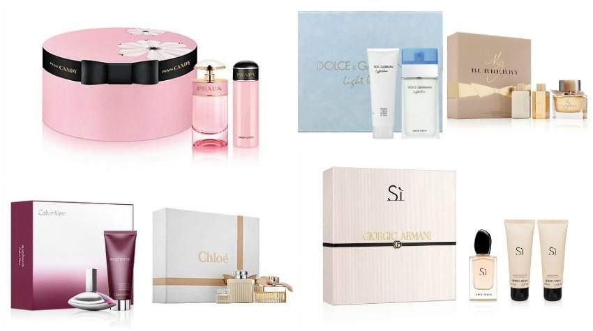 10 parfemskih setova koji čine savršen Božićni poklon
