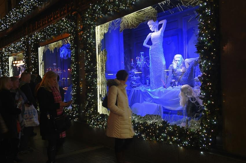 Kako božićni ugođaj izgleda na ulicama New Yorka?