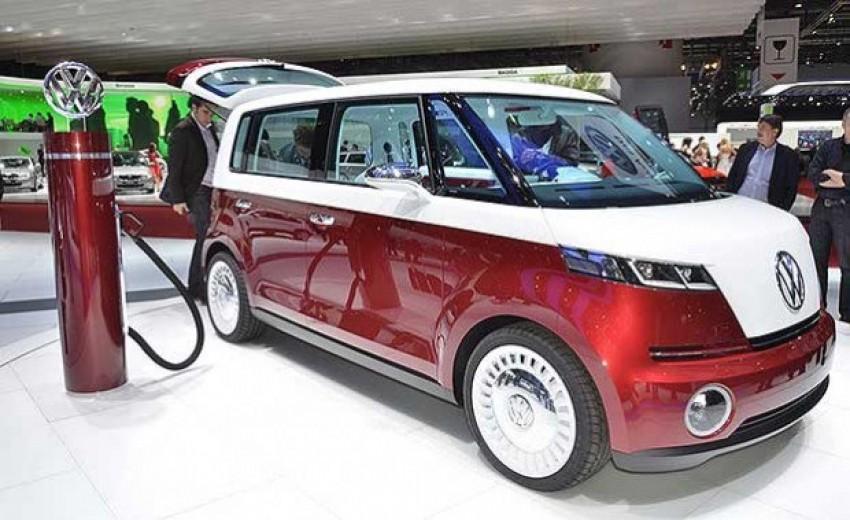 Električni VW predstavljen na Auto Showu