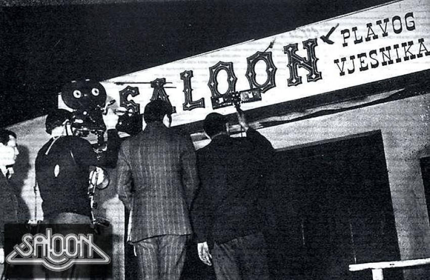 Dobra stara vremena Badnjak u diskoteci Saloon kultni tradicionalni