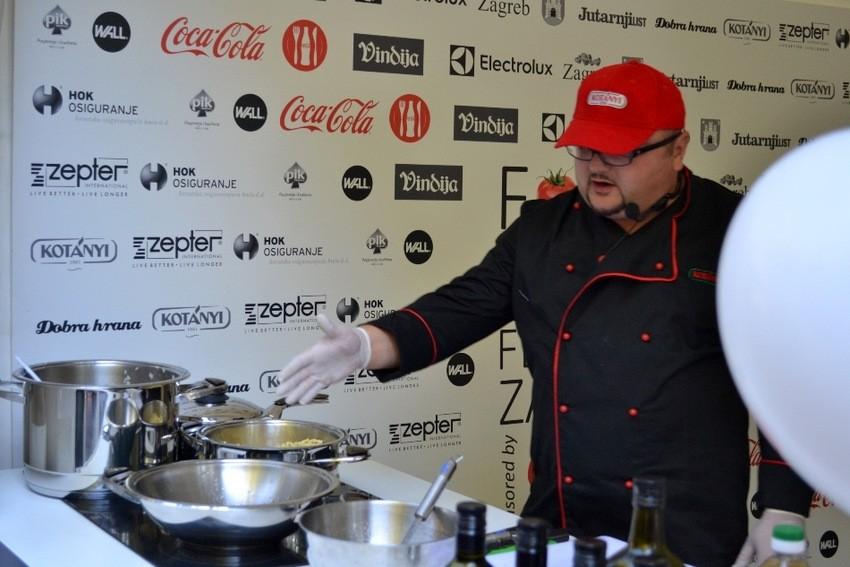 Raul Lajtman, food film festival zagreb, kotanyi