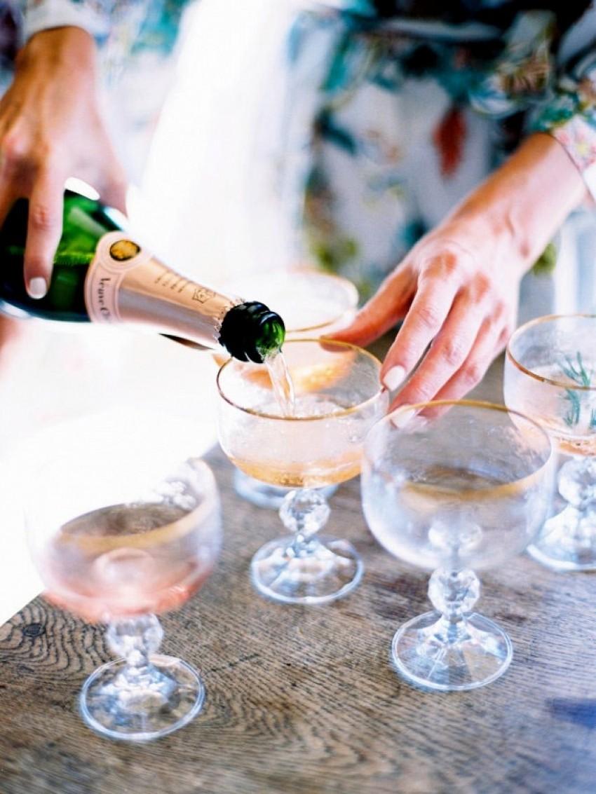 Šampanjac je UVIJEK dobra ideja!