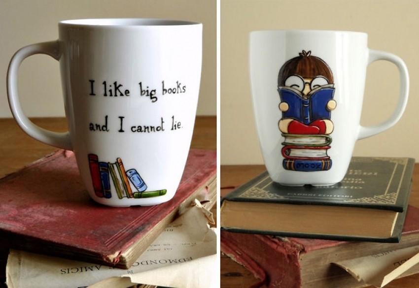 što kupiti osobama koje obožavaju knjige, a da im ne kupite knjigu?