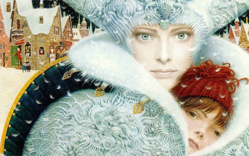 Snježna kraljica by Vladimir Erko