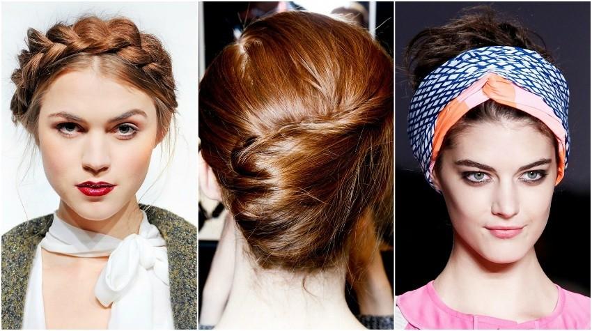 7 načina kako nositi podignutu kosu (a da nije u repu!)