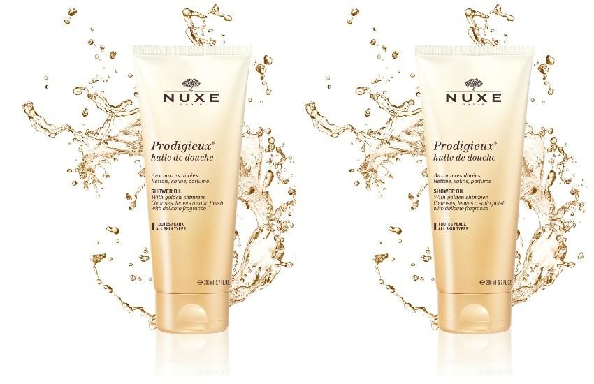 NUXE Prodigieux® huile de douche Uljni gel za tuširanje
