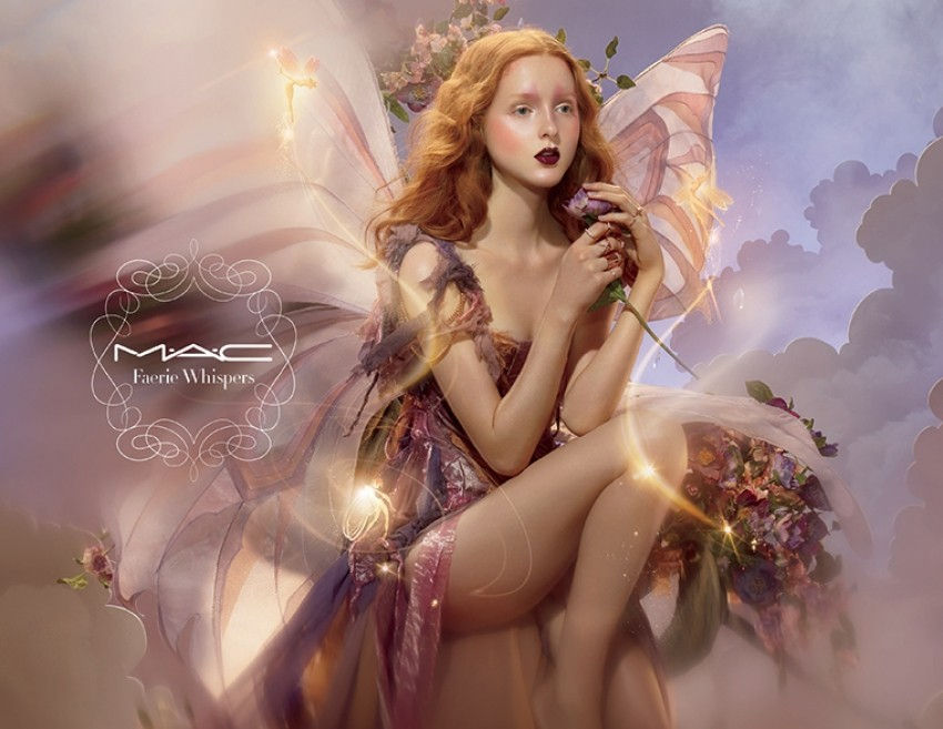 MAC Faerie Whispers kolekcija