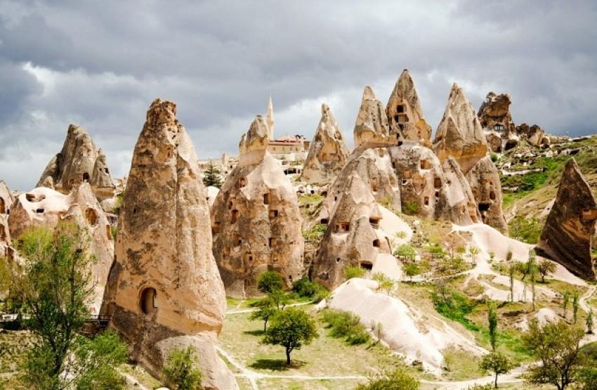 Nacionalni park Göreme i lokaliteti u stijenama Kapadocije