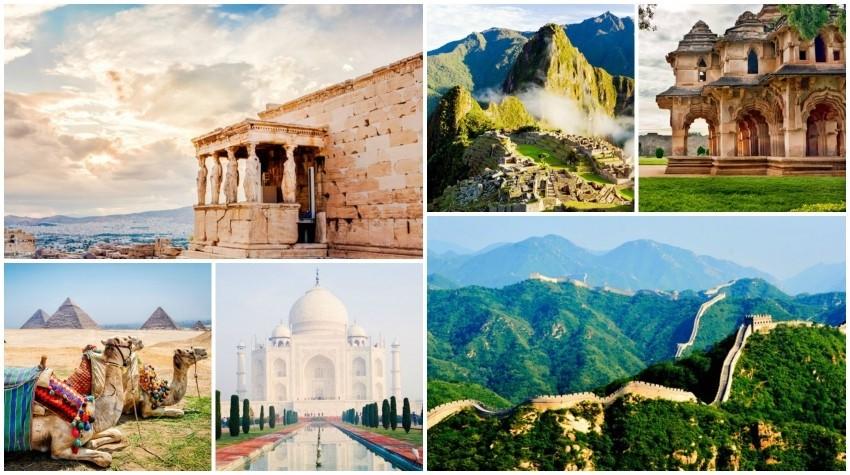 14 povijesnih destinacija koje za života morate vidjeti