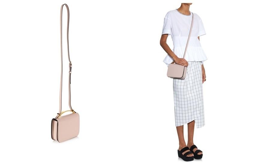 U klasičnu, elegantnu torbicu uvijek se isplati investirati (Marni)