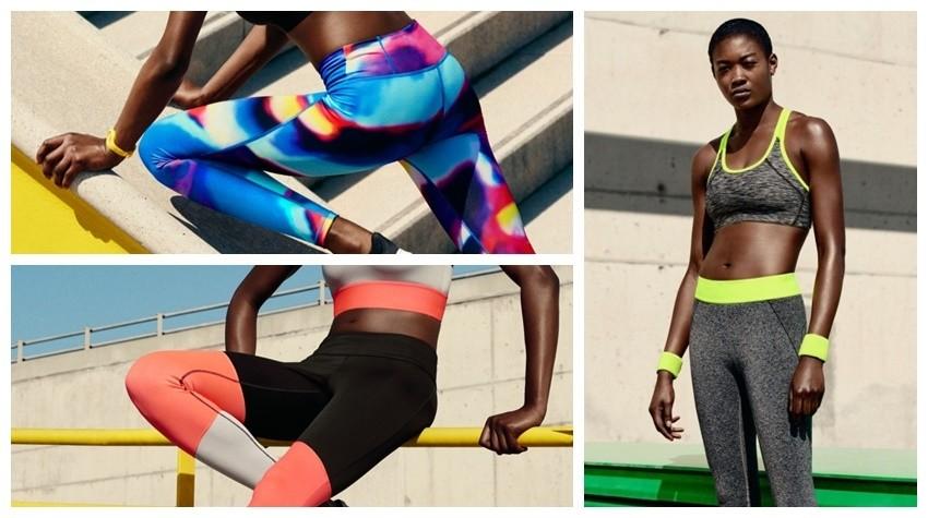 H&M Sport Spring 2016
