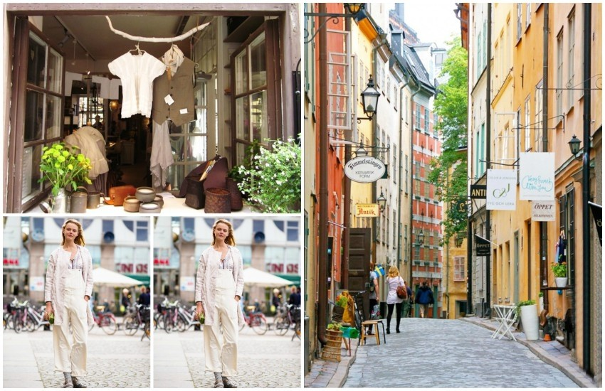 Slika: Gamla Stan boutique by Kiwi Over // The Urban Spotter // Gamla Stan by Devonshire Media