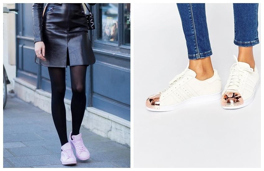 Style Du Monde // Adidas Superstars