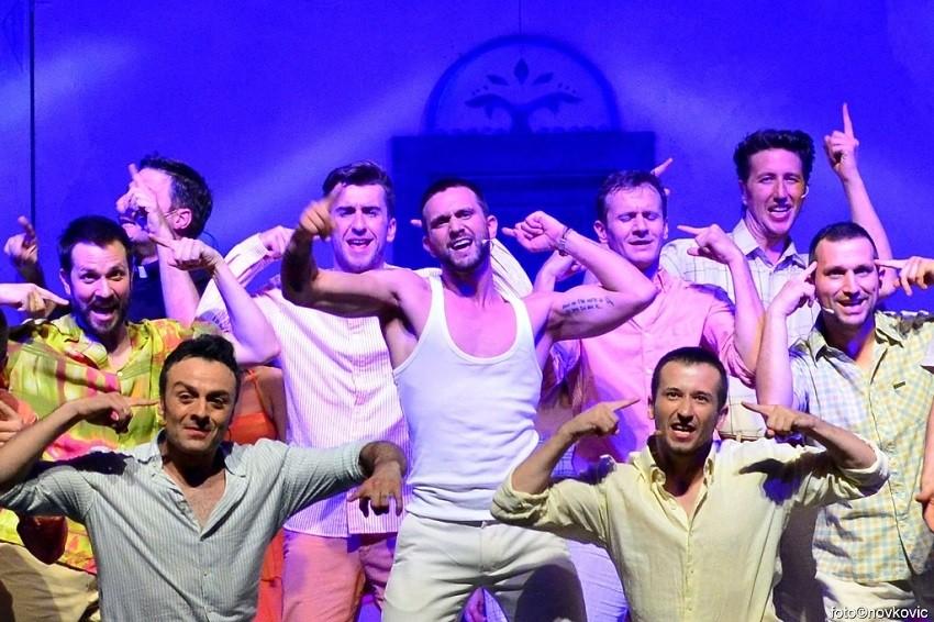 Mamma Mia! / mjuzikl
