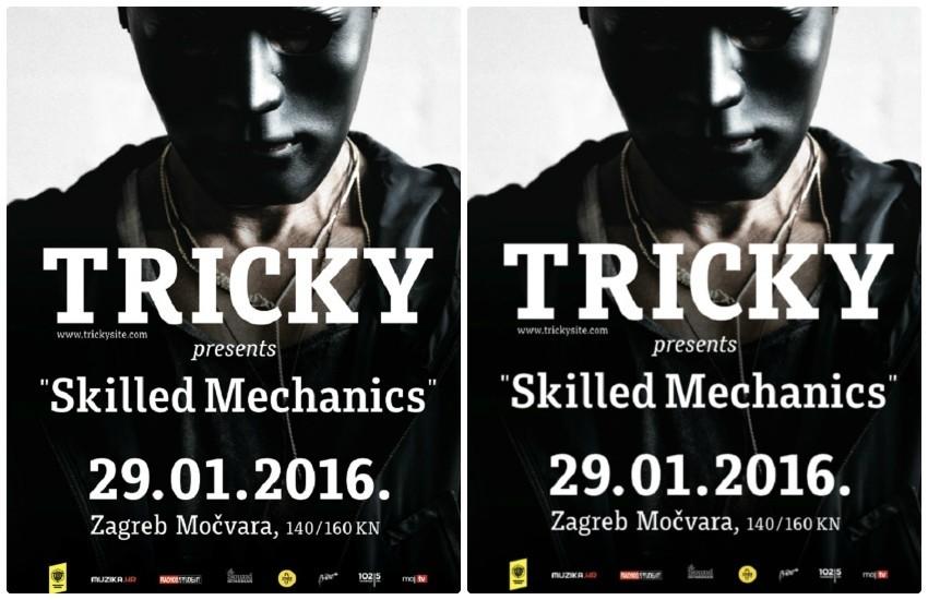 Tricky presents Skilled Mechanics