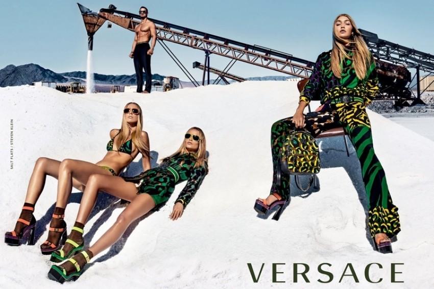 Versace Spring 2016