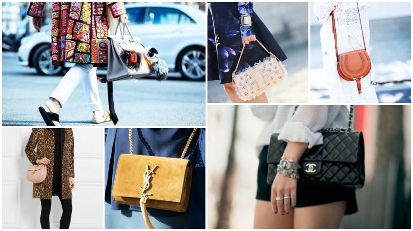 7 torbica koje nose najmoćnije žene svijeta